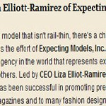 Expecting Models/Liza Elliott-Ramirez for Latin Connect Web