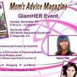 "Ilyse Baker's Guest Appearance at ""GlamHER"" V.I.P."