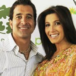 Scott Stapp shows up for Expecting Models