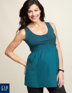 Diana Armstrong for GAP Maternity