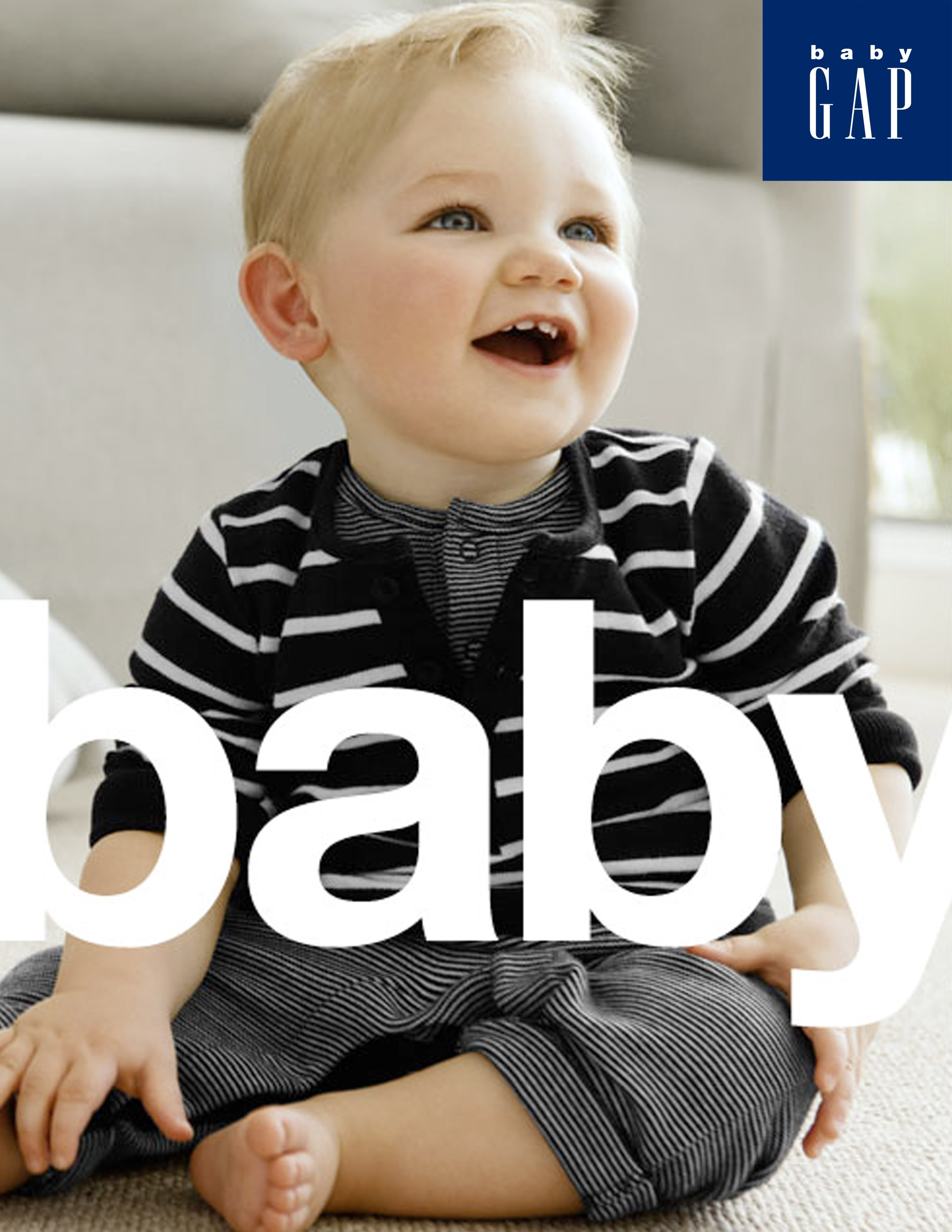 Eric for Baby GAP - The Stork Magazine : The Stork Magazine