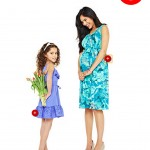Adrianna of Expecting Models for Target Maternity