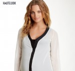 Amanda Booth of Expecting Models for Hautelook
