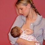 Breastfeeding helps baby and environment