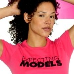 Model Career and motherhood