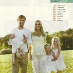 Expecting Models-Real Families