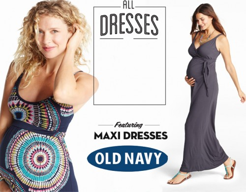 Expecting Models for Old Navy copy