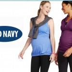 Expecting Models for Old Navy
