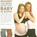Expecting Models for Atlas 2-1 Pregnancy Band