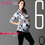 May Lindstrom for 9 Plus Bebe Mama