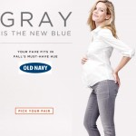 Old Navy- Gray is the new blue- EXPECTING MODELS AGENCY