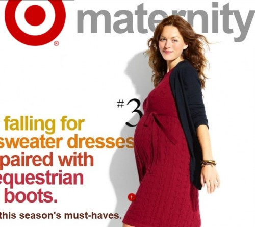 Fashion Maternity Modeling