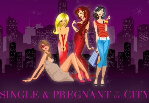 CASTING: Single & Pregnant in the city