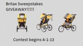 The Stork Magazine Giveaway sponsored by BRITAX