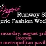 You! Lingerie Invites all moms! (Maternity Lingerie Runway show with Expecting Models)