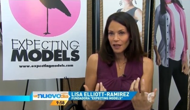 Liza Elliott-Ramirez for Telemundo- Expecting Models