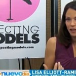 Telemundo Interviews Liza Elliott-Ramirez, CEO and Founder of Expecting Models