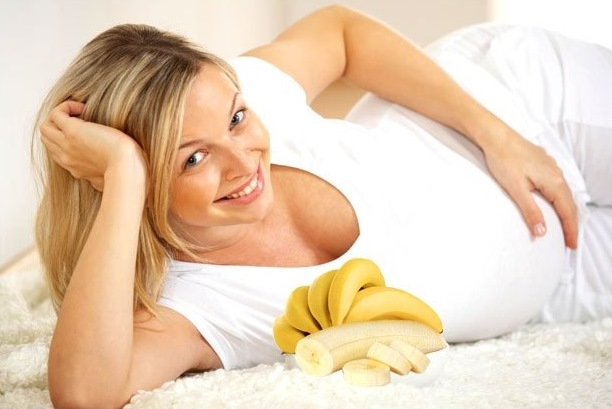 Benefits of bananas during pregnancy
