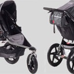 Exclusive Giveaway for Expecting Models and EM Talent: BOBgear Stroller