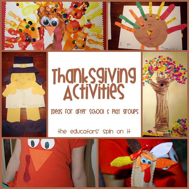 Thanksgiving Day Activities