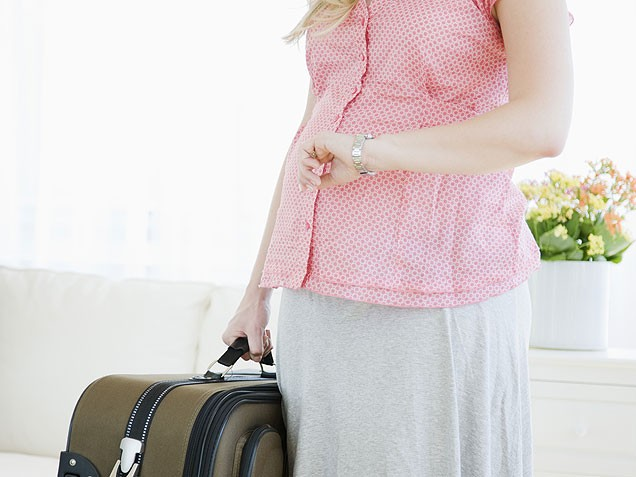 pregnancy travel