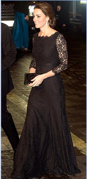 Kate Middleton fashion bump style