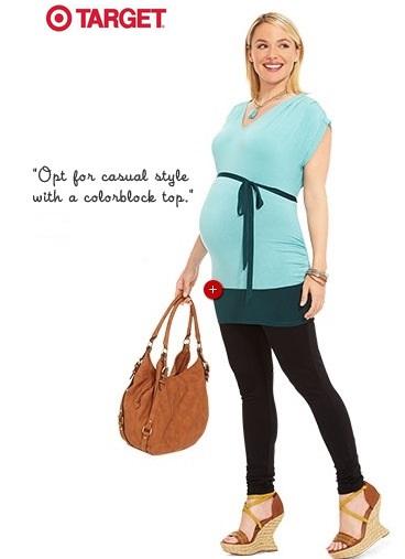 Liz Lange for Target Maternity- Expecting Models Agency
